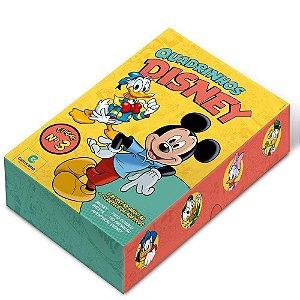 BOX HQ Quadrinhos Disney - Edição 03