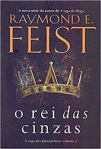 O rei das cinzas: 1 (Português) Capa comum