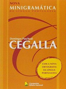 NOVA MINIGRAMATICA DA LINGUA PORTUGUESA - 2 ED