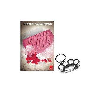 Clube da Luta - Edição Slim + Chaveiro soco inglês BRINDE
