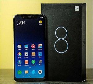 Xiaomi Mi 8: 6 GB de RAM com 64 GB de ROM - Versão Global - Snapdragon 845
