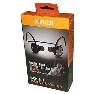 Fone de Ouvido Bluetooth Kaidi KD903