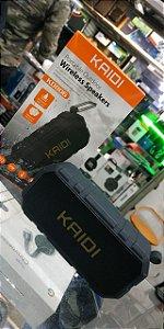 Caixa de Som KAIDI KD806 bluetooth resistente a Água