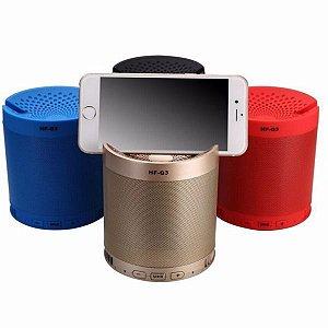 Caixa de som com suporte para celular Modelo Q3