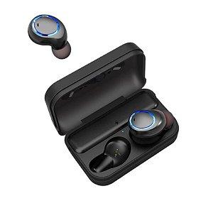 Fone Bluetooth sem fio AWEI T3