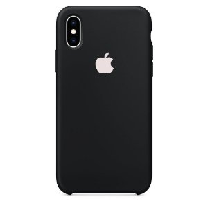 Capa de Silicone para iPhone X