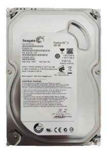 Hd 320gb Sata Interno Seagate Pipeline Cftv