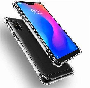 Capa Transparente Xiaomi Note 6/Note 6 Pro