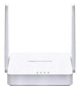 Roteador Wireless Mercusys 300 MBps e 2 Antenas