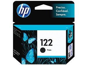 Cartucho de Tinta HP 122  - Preto - Original