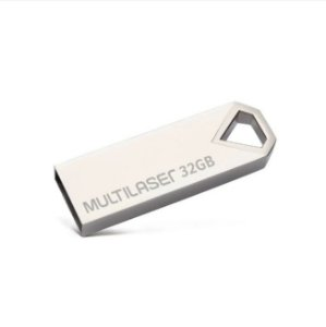 Pen Drive 32GB Diamond - Multilaser