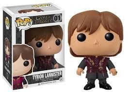 Funko Tyrion Lannister - Game Of Thrones