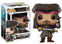 Funko Jack Sparrow - Pirates Of The Caribbean
