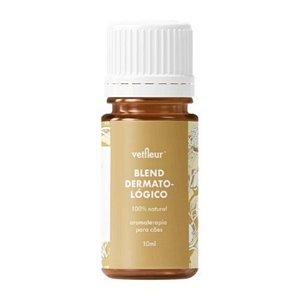 Aromaterapia para Cães Blend  Dermatológico 10ml Vetfleur