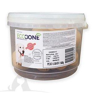 Ossinho Natural Ecobone 4/5 com 6 unidades