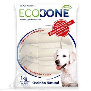 Ossinho para Cachorro Natural 9/10 com 4 un - EcoBone