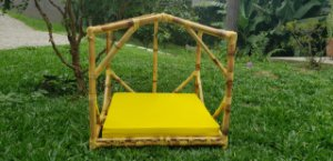 Casinha de Bambu para Cachorro - ZenPet