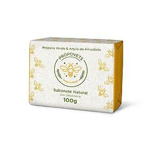 Sabonete Natural para Cães Gatos 100g Propovets