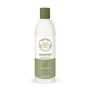 Shampoo Natural para Cães e Gatos Própolis Verde 500ml Propovets