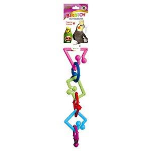 Brinquedo para Pássaros Bird Toy Furacão Pet