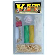 Kit Sobrevivência para Roedores