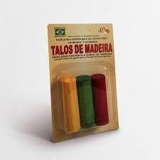 Talos de Madeira para Roedores