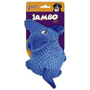 Brinquedo Elefante Pelúcia - Jambo Pet