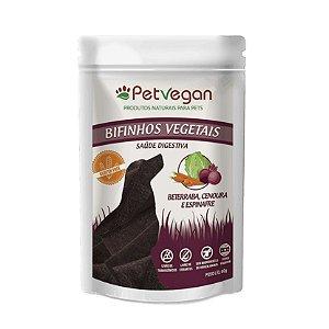 Bifinho Natural para Cães sem Glúten Vegetais PetVegan