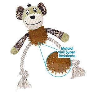 Brinquedo para Cachorro Cão Perninha - Chalesco