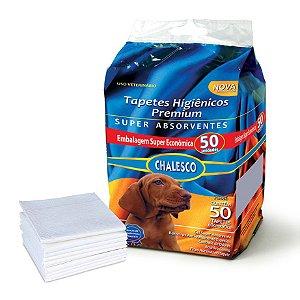 Tapete Higiênico para Cachorro com 50 unidades - Chalesco