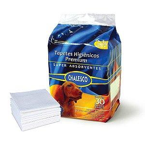 Tapete Higiênico para Cachorro com 30 unidades - Chalesco