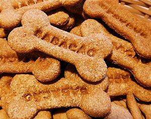 Biscoito Natural para Cachorro sabor Carne Bovina 250g Baba Cão