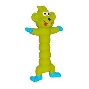 Brinquedo para Cachorro Barriga Macaco Látex Grande Jambo Pet