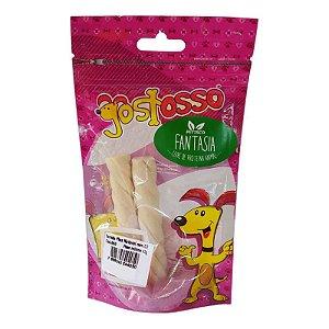 Osso Natural para Cachorro Palito Torcido 2un Bf Foods