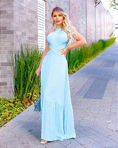 Vestido longo Larissa