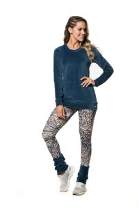 VEST LEGGING PLUSH