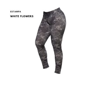 Legging Estampada Gel Fit