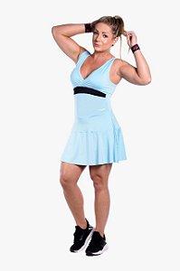 Vestido Transpasse Beach Tennis UV