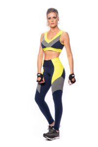 Legging Evolution Supplex Power