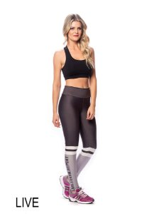 Legging Localizada Gel Fit
