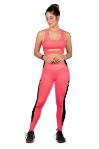 Legging Open Supplex Power
