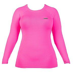 Camiseta Feminina UV Protection