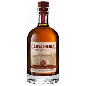 Cachaça Carvalheira Tradicional Extra Premium 750ml