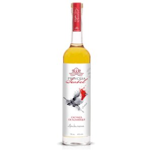 Cachaça Princesa Isabel Amburana 700ml