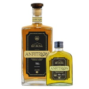 Cachaça Ibituruna Anfitrion 750ml e Cachaça Ibituruna Anfitrion 160ml