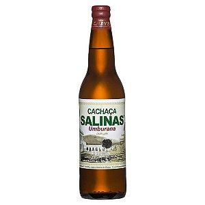 Cachaça Salinas Amburana 600ml