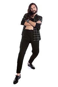 Calça Alfaiataria Freddie - Preta
