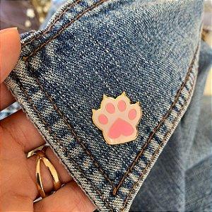 Pin pata de Gato