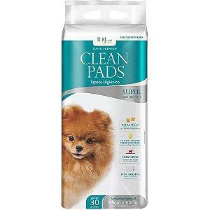 Tapete Higiênico Clean Pads Super Premium c/ 30 unidades