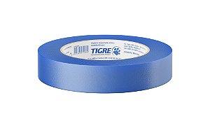 Fita Crepe Azul  24 Mm x 50 m - Tigre